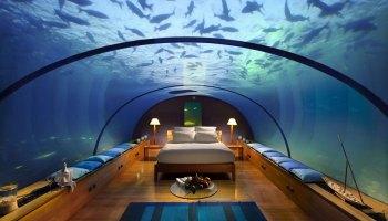 les plus fascinants hotels du monde
