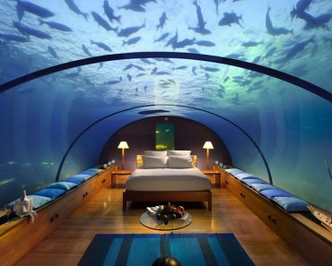 les plus fascinants hotels du monde