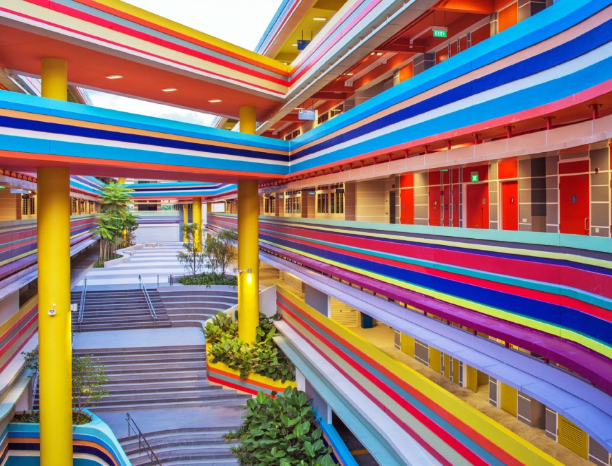 arc en ciel Nanyang-Primary-School-Singapore-2-889x677