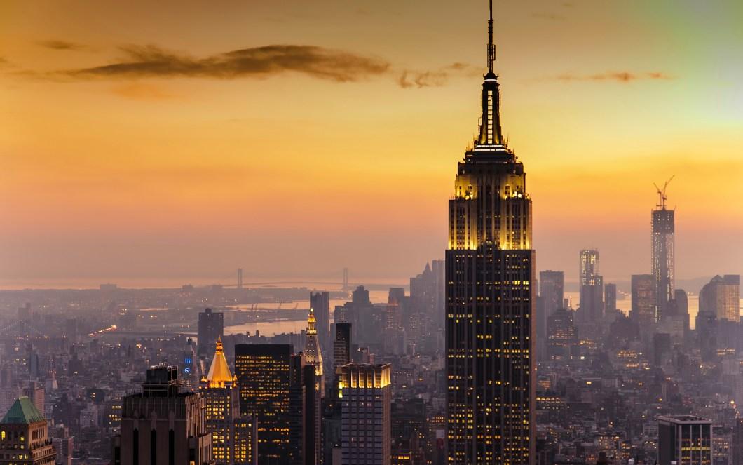 6991313-new-york-city-sunset