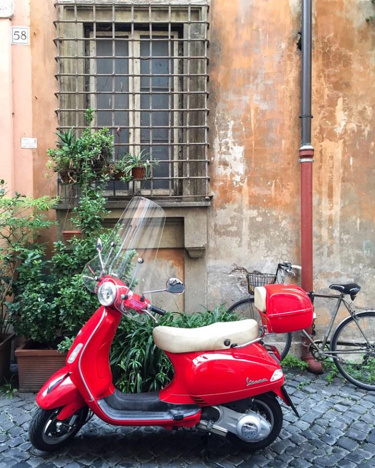Modern-Red-Vespa