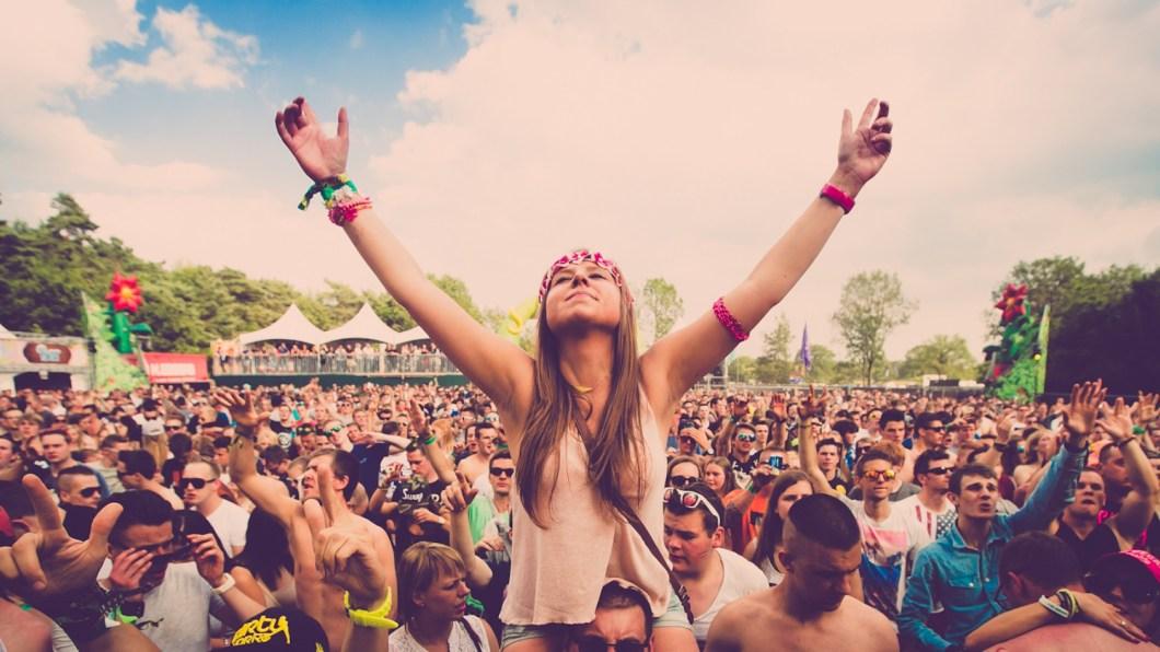 festivals girl