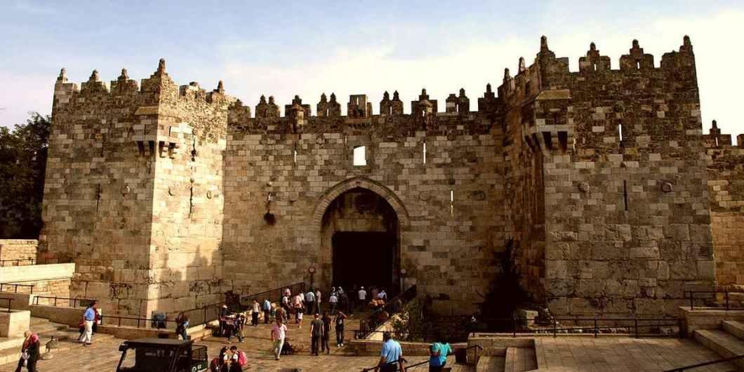 damascus-gate