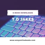 T.D Jakes