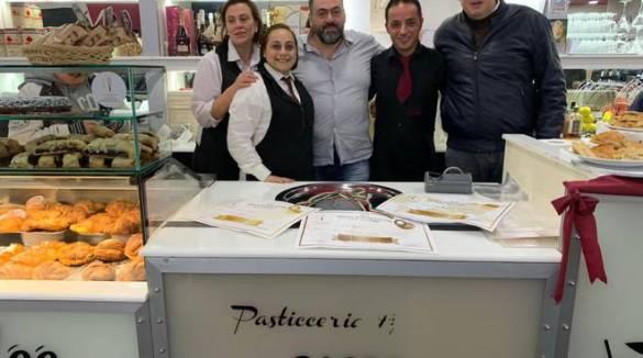 """""""Miglior Panettone del mondo 2019 FPIGC"""": è oro per il panettone tradizionale di Luigi Conte"""