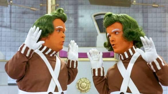 Positano. Arrivano gli Umpa Lumpa e Willi Wonka per il choco set in Piazza dei Racconti!