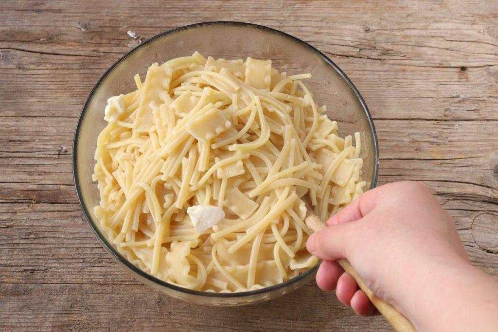 Pastiera di pasta salata