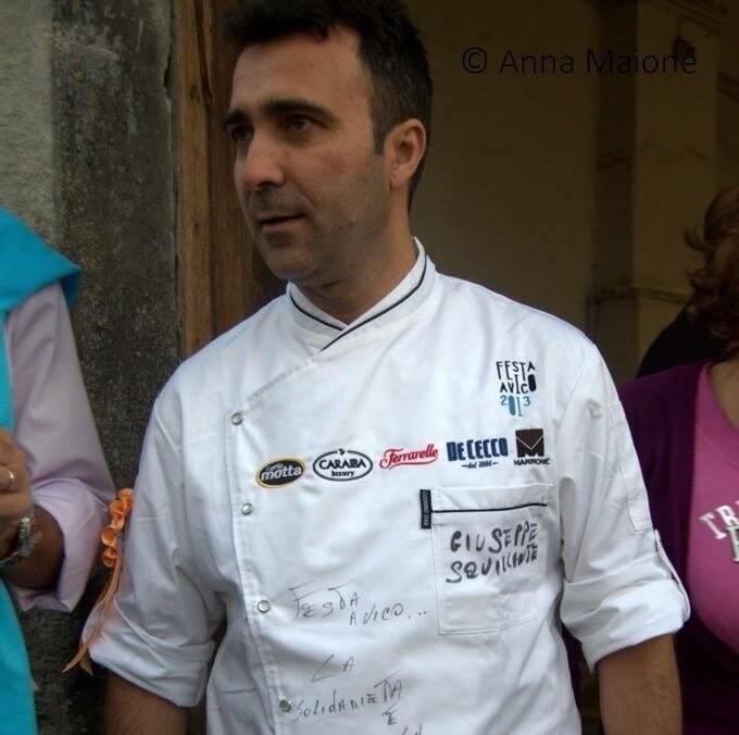 """Grande ripartenza a Capri. Chef Squillante al Ristorante """"Pane & Champagne"""""""