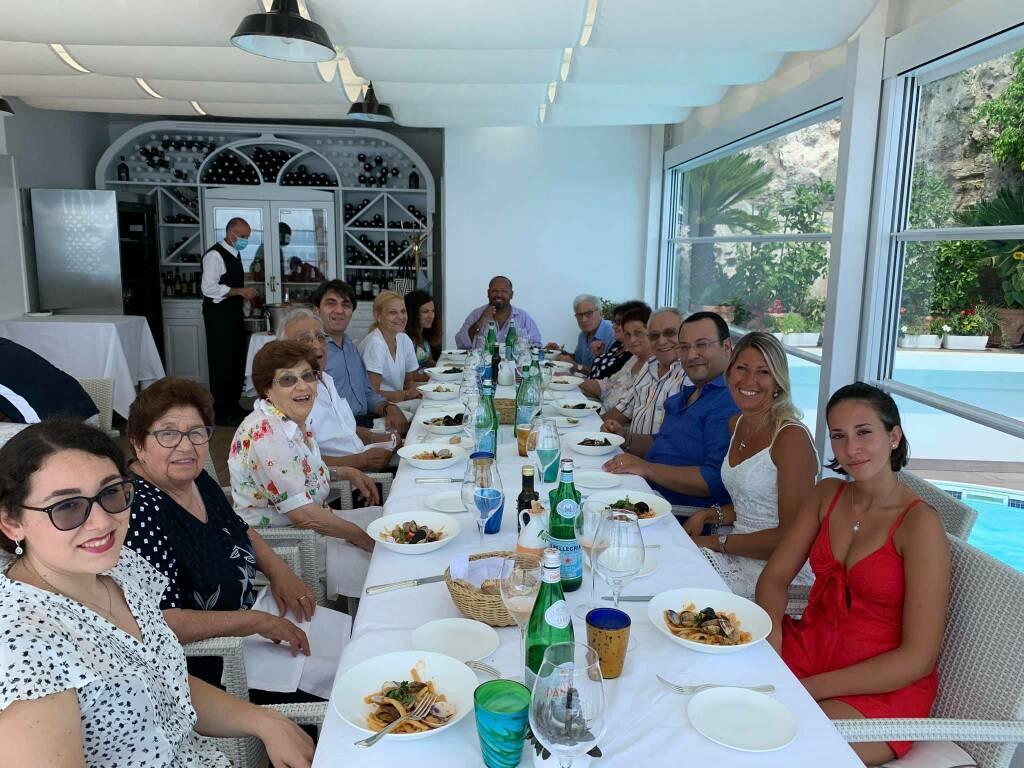 Eden Roc festeggiamenti dei 50 anni a Positano