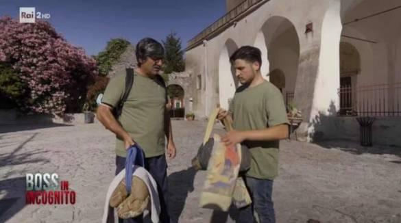 """Con Carlo De Riso il  Limone Costa d' Amalfi a """"Boss in Incognito"""" Ecco come è andata"""