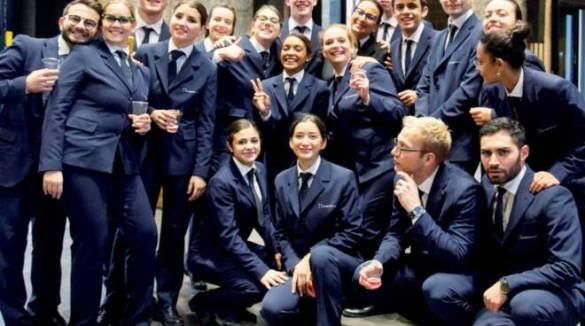 Maiori, Simona Dell'Isola si diploma alla Scuola di Alta Formazione di Sala. E lavora nel prestigioso Imàgo