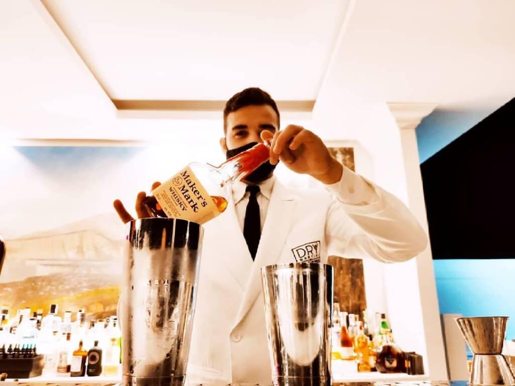Sorrento: intervista a Carmelo Licata, in nomination come Miglior Bartender Under30 dell'Anno ai BarAwards 2020