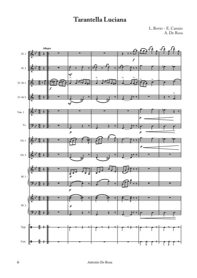 """""""In...canto napoletano"""": le canzoni classiche napoletane di Antonio Di Rosa e Olga Laudonia"""