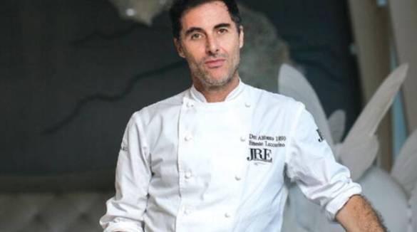 """Massa Lubrense, lo chef Ernesto Iaccarino del Don Alfonso di Sant'Agata: """"Covid, uno tsunami"""""""
