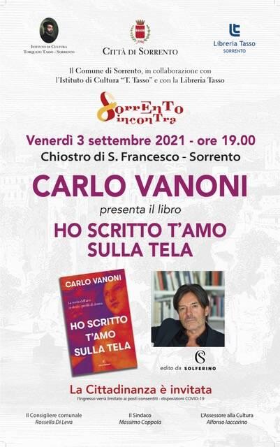 Libri. Doppio appuntamento a Sorrento Incontra con Marco Malvaldi e Carlo Vanoni