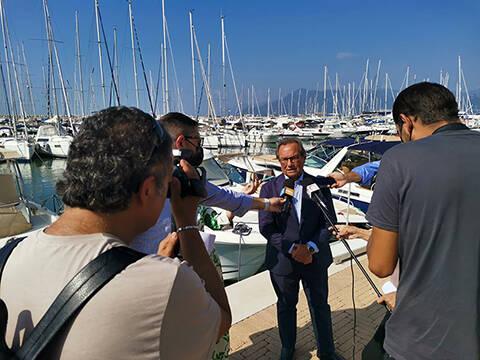Dal 2 al 10 ottobre 2021 il 5° Salerno Boat Show a Marina d'Arechi