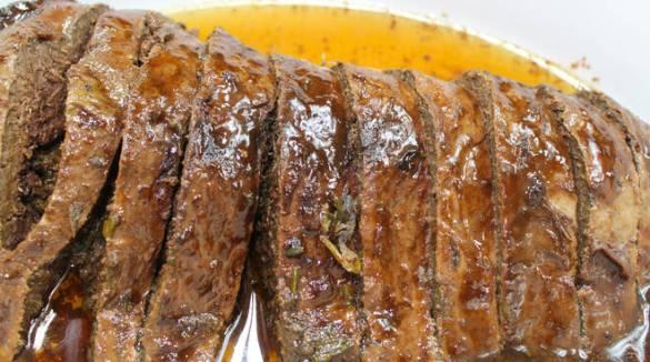 """Il piatto di S.Matteo: """"A meveza 'mbuttunata"""". Ecco la ricetta"""
