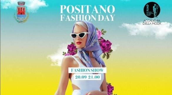 """Positano Fashion Show: torna la grande Moda nella perla della Costiera amalfitana. Stasera la sfilata, Guida """"E non finisce qui"""""""
