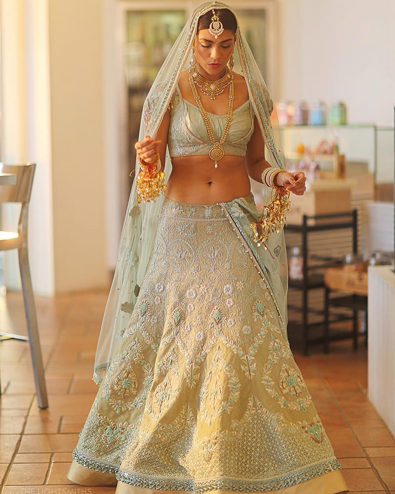 Seu Corao Vai Parar Com A Beleza Dessas 10 Noivas