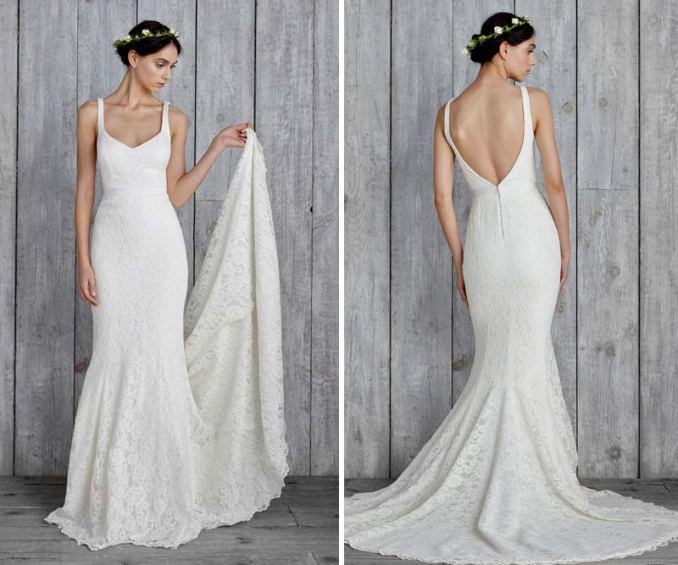 vestido de noiva 2020 simples