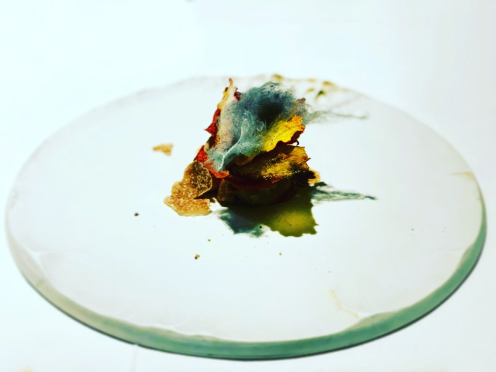 Osteria Francescana Menù In The Sky Without Lucy