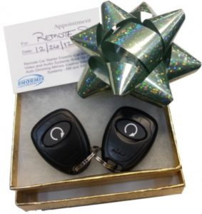 Remote Starters As Gifts