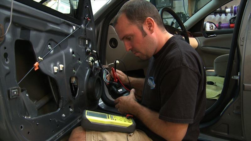 Power Window And Door Lock Repair