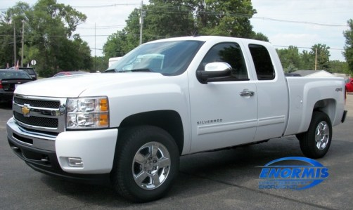 2011 Chevy Silverado Electrical Repair