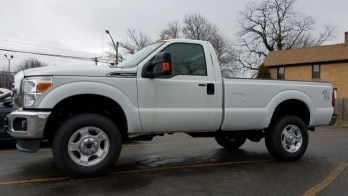 Erie Dealership Comes To Enormis For Ford F-250 Backup Camera