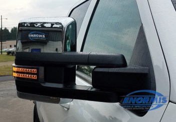 Chevy 2500 HD Power Fold Tow Mirrors-5