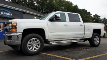 Chevy 2500 HD Power Fold Truck Mirrors for Ripley, New York Client