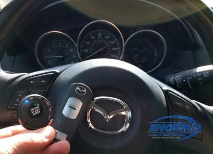 Mazda CX-5 Remote Car Starter