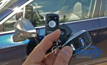 Subaru Legacy Remote Starter