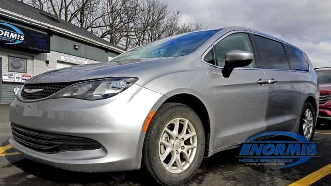 Chrysler Pacifica Remote Start
