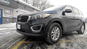 Repeat Erie Client Prepares for Travel with Kia Sorento Upgrades