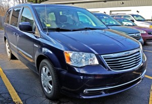 Chrysler Town & Country Remote Starter