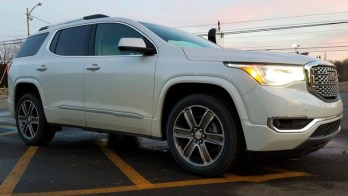 GMC Acadia CD Player Addition for Meadville Dealership