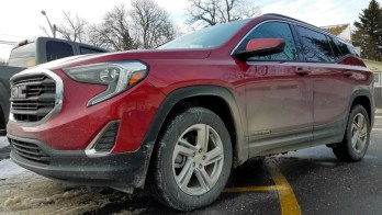 Seneca Client Comes to ENORMIS for GMC Terrain Satellite Radio
