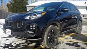 Erie Client Upgrades nd New Kia Niro Rear View Mirror on