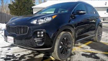 Two-Way Kia Sportage Remote Starter for Larksville Client
