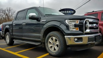 North East, PA Client Gets 2015 Ford F-150 XLT Remote Starter