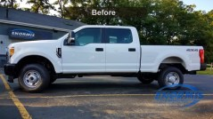 Ford F-250 XL Safety Accessories