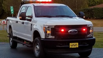Ford F-250 XL Safety Accessories for Harborcreek Fire Department