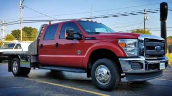 Ford F-350 Truck Accessories for Local Erie Business