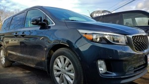 Erie Client Adds Comfort with Kia Sedona Remote Car Starter