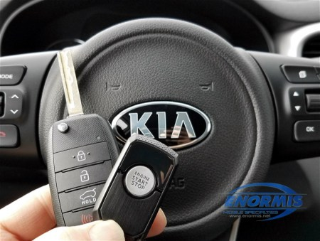 Kia Sorrento Remote Car Starter