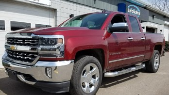 Cambridge Springs Client Adds Chevy Silverado Navigation Solution