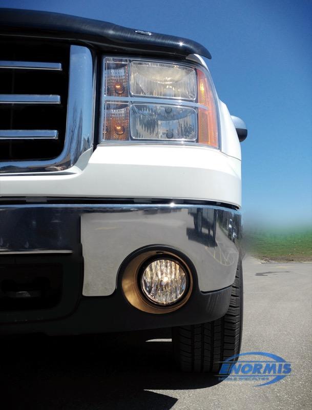 GMC Sierra Fog Lights