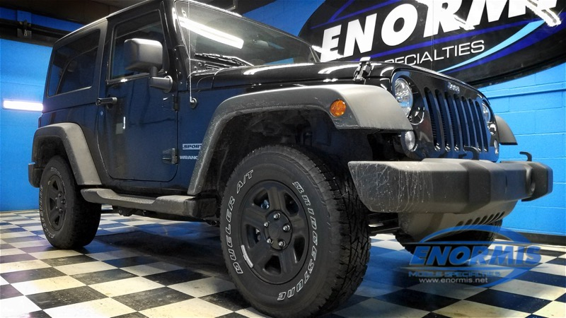 Jeep Wrangler Remote Start