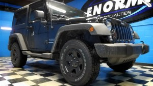 Erie Client Adds Jeep Wrangler Remote Start and Power Locks